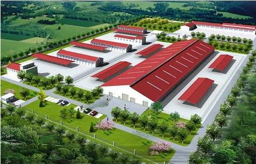 The National Major Breeding Farm Of Dairy Cattle Was Founded By Beijing General Corporation Agriculture Industry And Commerce In 1991 With Support